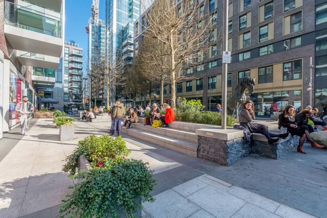 Thumbnail Flat for sale in Goodman's Field, Aldgate