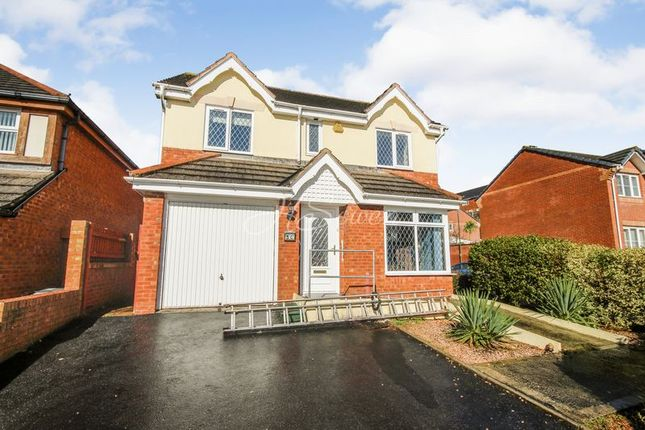 4 bed detached house for sale in Lutyens Drive, Paignton