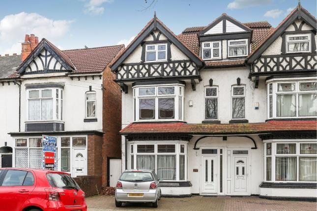 Semi-detached house in  Mansel Road  Birmingham  West Midlands  .  Birmingham