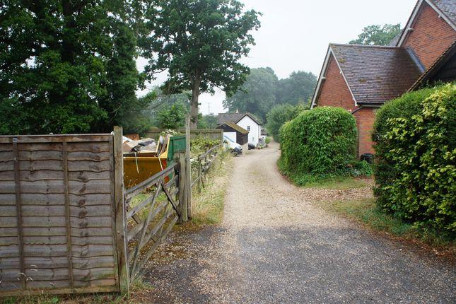 Thumbnail Land for sale in Bishopswood Lane, Baughurst