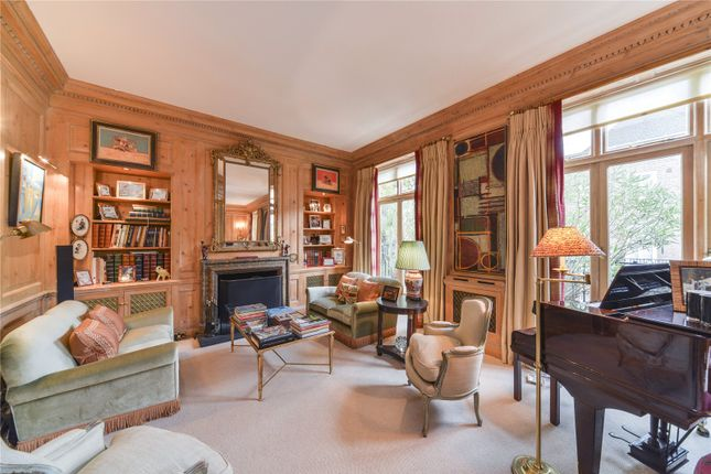 Thumbnail Terraced house for sale in Gloucester Square, The Hyde Park Estate, London