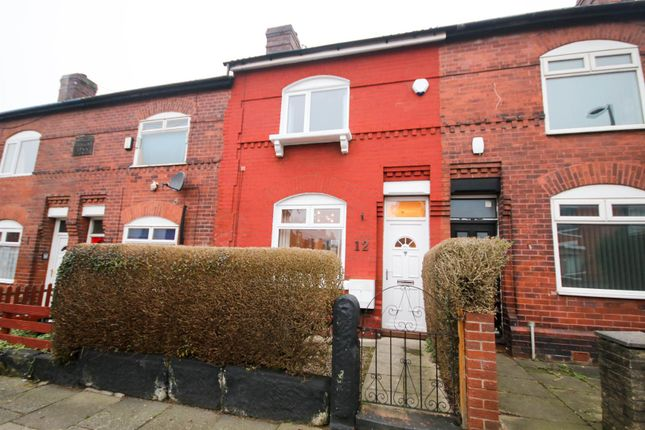 Thumbnail Terraced house to rent in Lansdowne Road, Eccles, Manchester