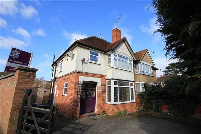 Thumbnail Semi-detached house for sale in Boston Avenue, Reading