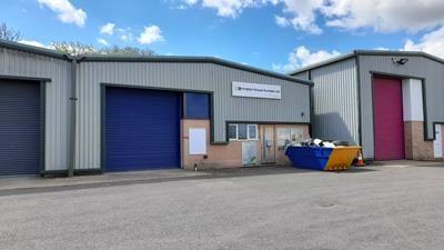 Thumbnail Retail premises to let in Newton Park, Portway West Business Park, Andover, Hampshire