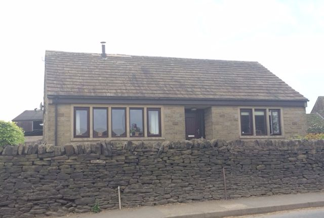Thumbnail Bungalow for sale in Midway, South Crosland, Huddersfield