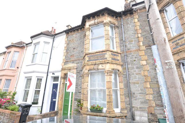 Front Elevation of Shaftesbury Avenue, Montpelier, Bristol BS6