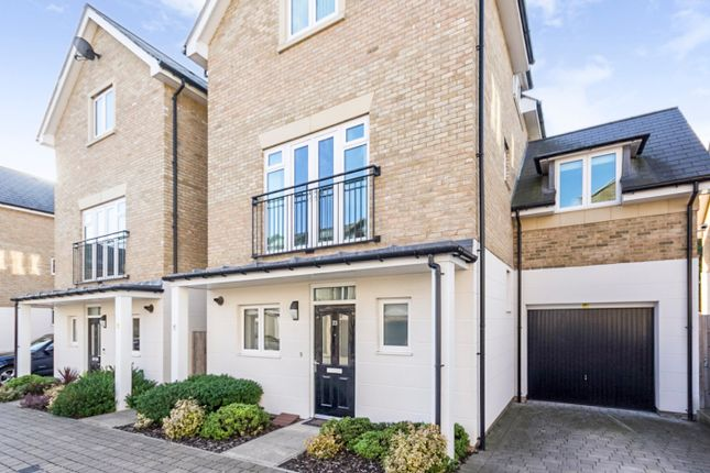 Thumbnail Detached house for sale in Marbaix Gardens, Isleworth