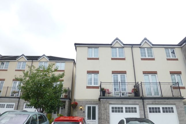 Thumbnail Town house for sale in Cwrt Tynewydd, Ogmore Vale, Bridgend