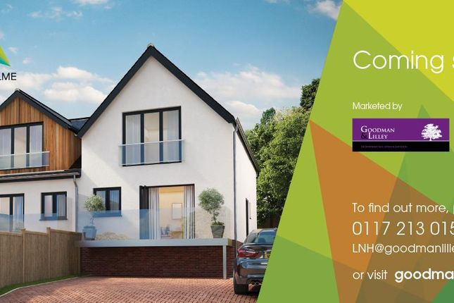 Thumbnail Semi-detached house for sale in Hillcrest Road, Portishead, Bristol