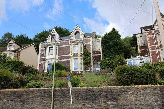 Thumbnail Semi-detached house for sale in Tyfica Road, Graigwen, Pontypridd