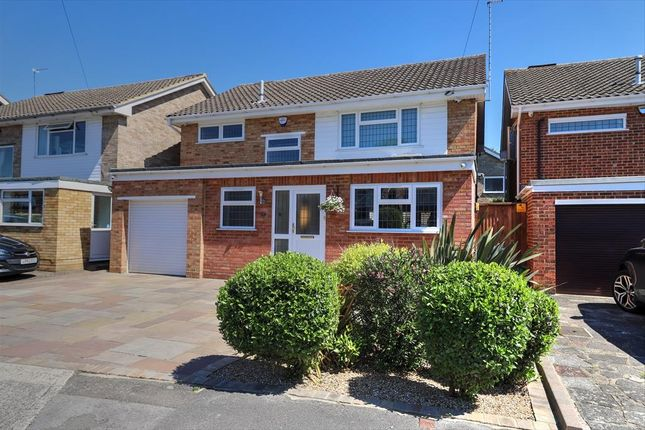 Thumbnail Detached house for sale in Boniface Road, Ickenham