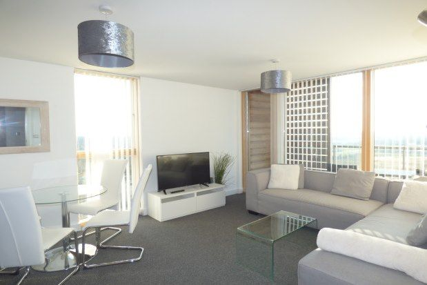 Thumbnail Flat to rent in Sapphire House, Milton Keynes
