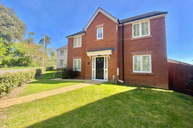 Thumbnail Detached house for sale in Lark Close, Bruton