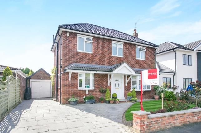 Thumbnail Detached house for sale in Chesham Road, Wilmslow, Cheshire