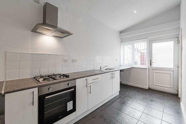 Kitchen of Hale Road, Halebank, Liverpool WA8