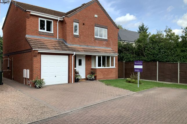 Thumbnail Country house for sale in Christina Close, Kempsey, Worcester