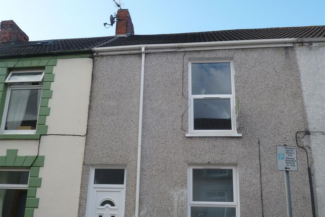 Thumbnail Terraced house to rent in Port Tennant Road, Port Tennant, Swansea