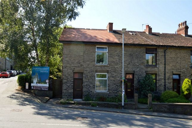 Thumbnail End terrace house for sale in Grimshaw Lane, Bollington, Macclesfield, Cheshire