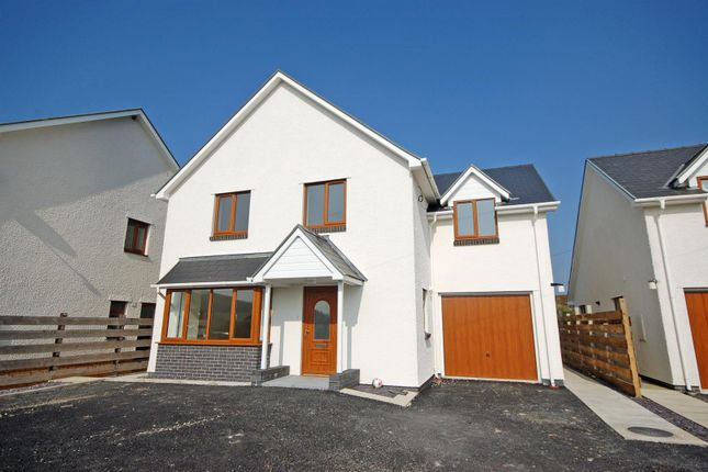 Thumbnail Detached house for sale in Cain Fallen, Bow Street