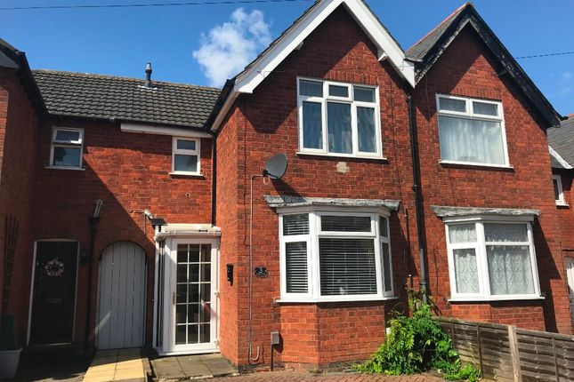 Thumbnail Semi-detached house to rent in Ryde Avenue, Grantham