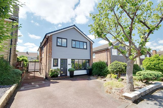 Thumbnail Detached house for sale in Mapperley Orchard, Arnold, Nottingham