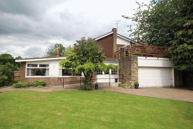 Thumbnail Detached house for sale in Bamford Way, Bamford, Rochdale
