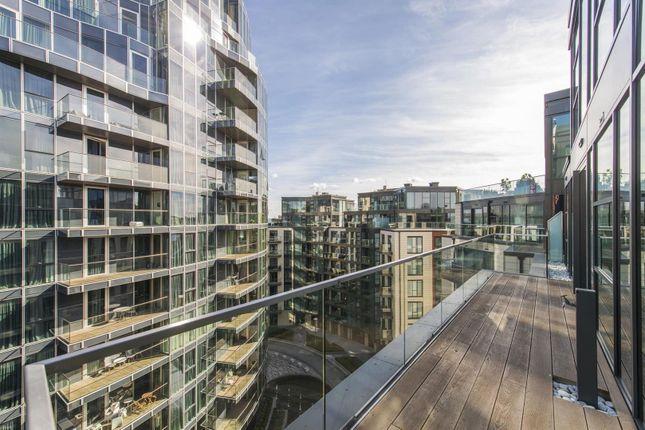 Balcony View (2) of Quarter House, Juniper Drive, Battersea Reach, London SW18