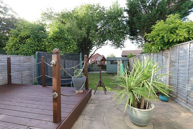 Thumbnail Terraced house for sale in Court Avenue, Stoke Gifford, Bristol, Gloucestershire