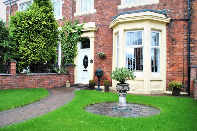Thumbnail Terraced house for sale in Park Road, Jarrow