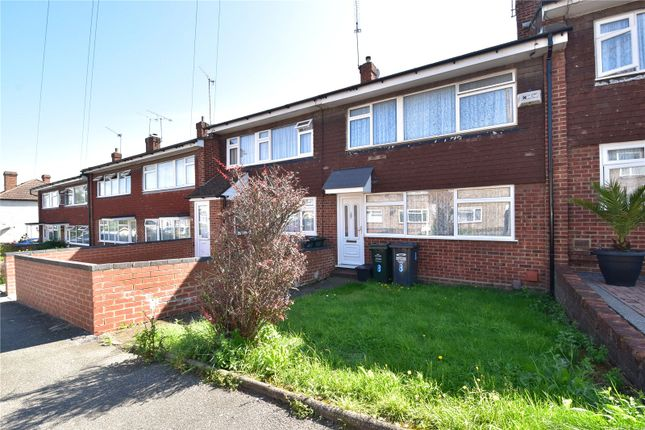Thumbnail Terraced house for sale in Dudsbury Road, West Dartford, Kent