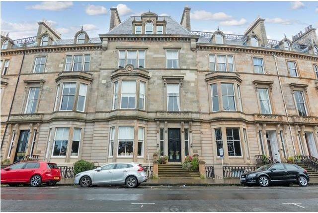 Thumbnail Penthouse to rent in Park Terrace, Glasgow