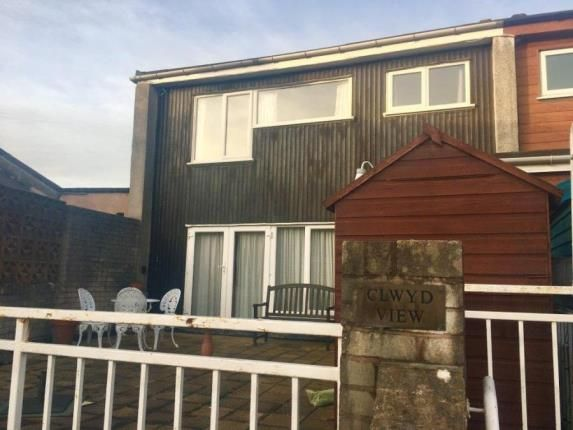 Thumbnail Maisonette for sale in Well Street, Ruthin, Denbighshire