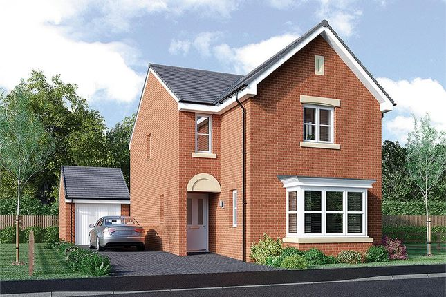 """Thumbnail Detached house for sale in """"Fraser"""" at Queen Mary Avenue, Clydebank"""