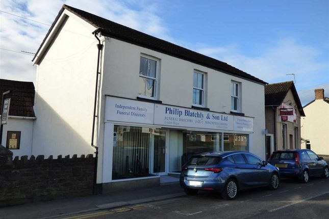 Thumbnail Flat to rent in Chepstow Road, Caldicot