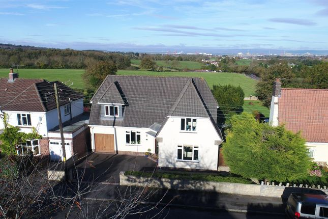 Thumbnail Detached house for sale in Dennyview Road, Abbots Leigh, Bristol