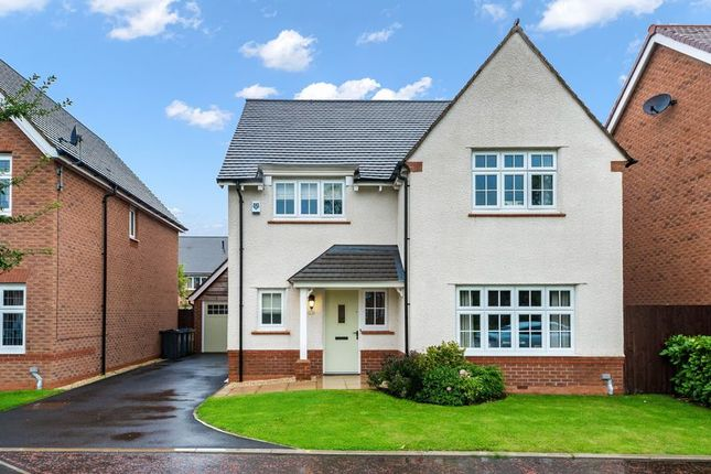 Thumbnail Detached house for sale in Plover Close, Banks, Southport