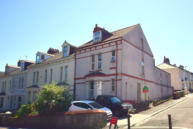 Thumbnail End terrace house for sale in Alexandra Road, Mutley, Plymouth