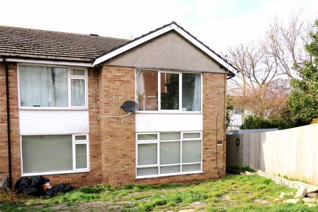 Thumbnail Flat for sale in St. Brannocks Close, Barry