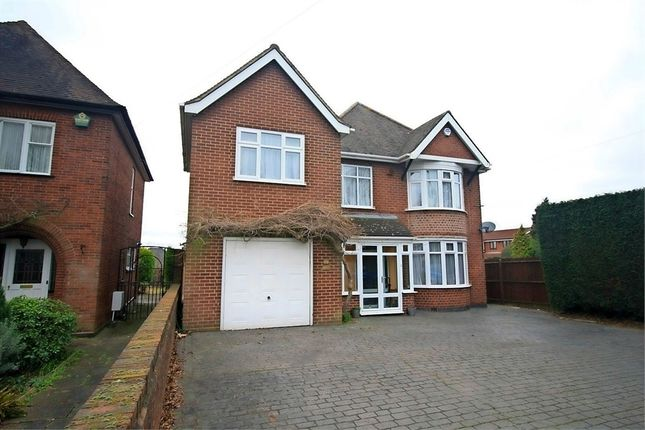 Thumbnail Detached house for sale in Dosthill Road, Two Gates, Tamworth, Staffordshire