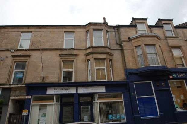 Thumbnail Flat to rent in Argyll Street, Flat 2/1 Or 3, Dunoon