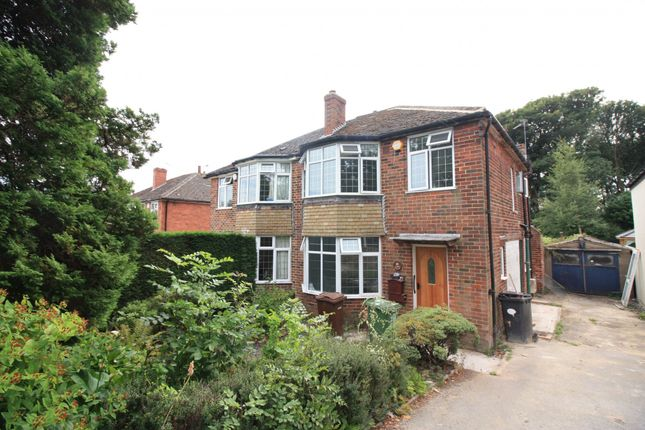 Thumbnail Semi-detached house to rent in The Valley, Leeds, West Yorkshire