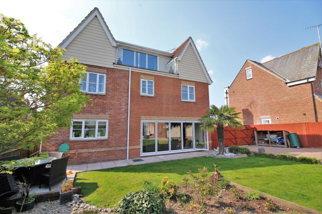 Thumbnail Detached house for sale in Pemberton Field, Rochford