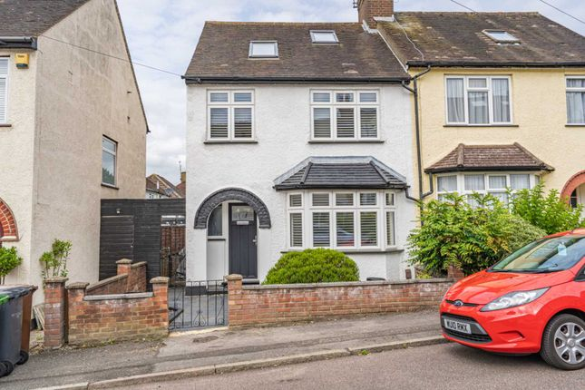 4 bed semi-detached house for sale in Cross Road, Oxhey Village WD19
