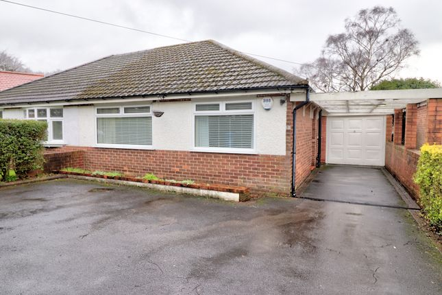 Thumbnail Bungalow for sale in Old Hall Lane, Mottram, Hyde