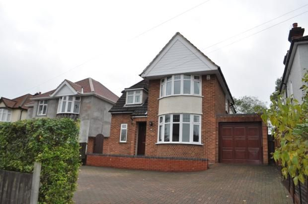 Thumbnail Detached house for sale in Felixstowe Road, Ipswich
