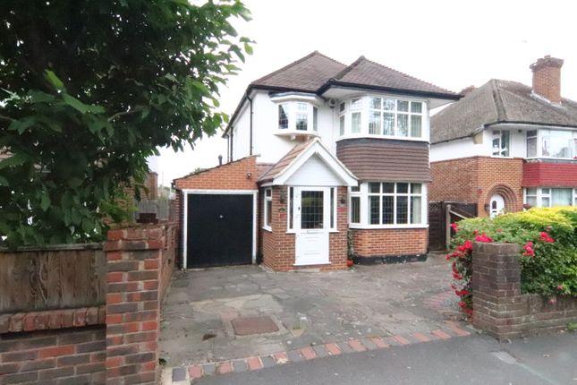 Thumbnail Detached house for sale in Warren Road, Orpington