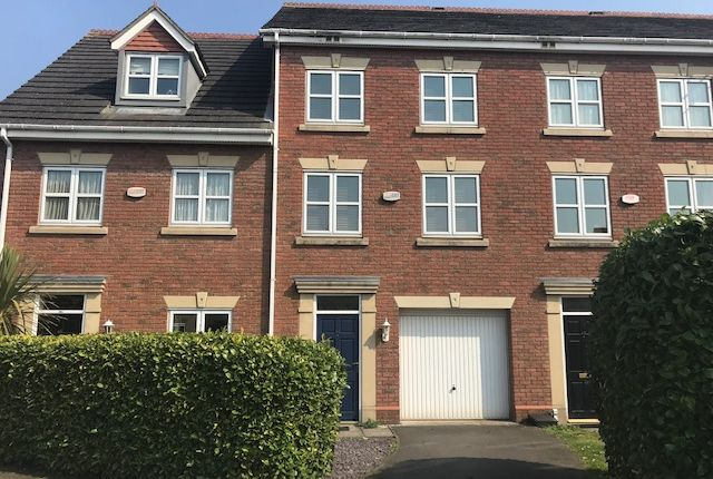 Thumbnail Property to rent in Langford Gardens, Grantham