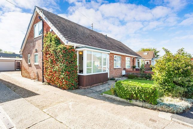 Thumbnail Bungalow for sale in Ward Avenue, Bilton, Hull