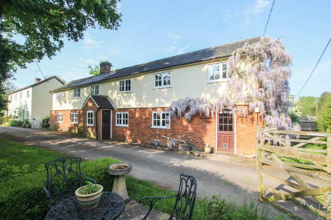 Thumbnail Cottage for sale in Littlebury Green, Saffron Walden