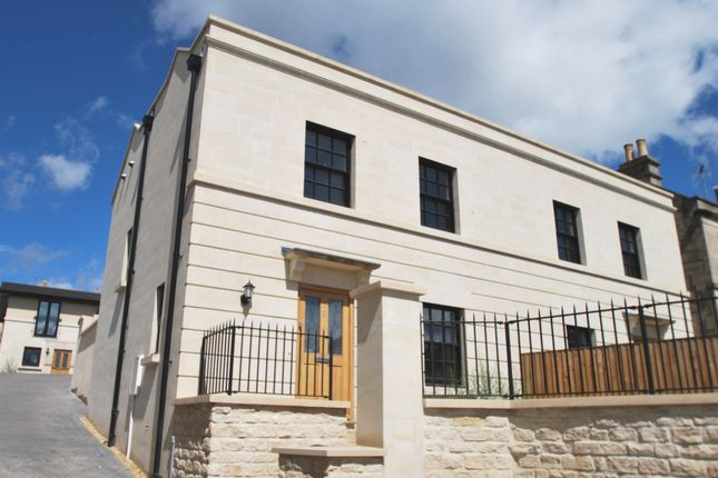 Thumbnail Semi-detached house for sale in Victoria Place, Upper Bristol Road, Bath